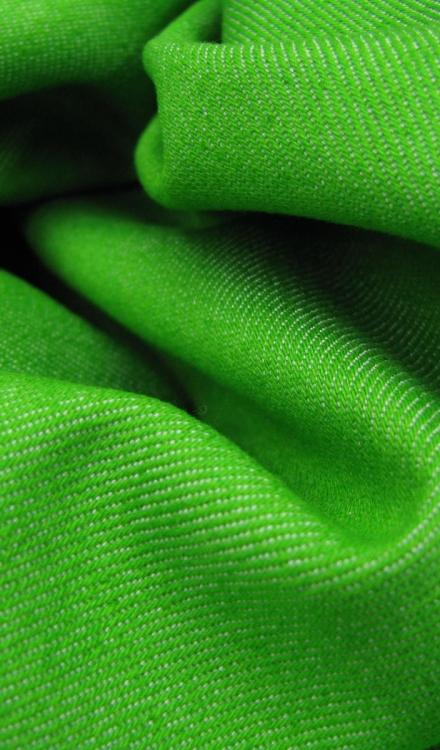 Jeans groen