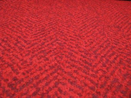 Visgraat rood Gossypium