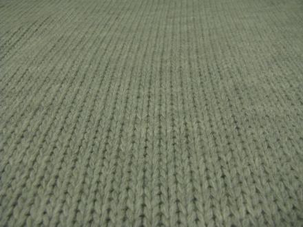 Grijs gebreid wol polyacryl