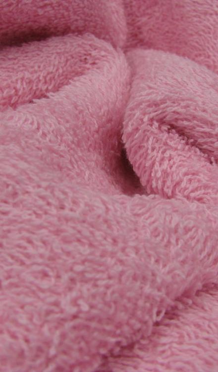Badstof roze