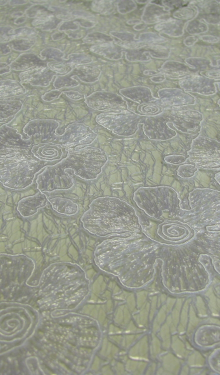 Kant bloem wit Arella