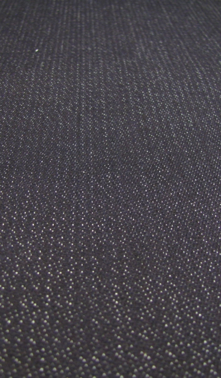 Stretchy jeans donkerblauw Gossypium