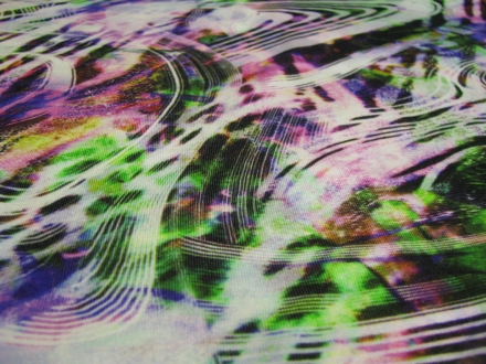 Viscose tricot verschillende kleuren fantasie Gossypium